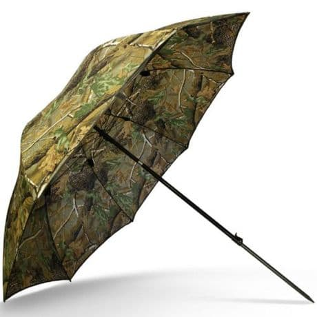 Fishing Brolly Umbrella Shelter With Tilt Action Camo CARP Fishing New